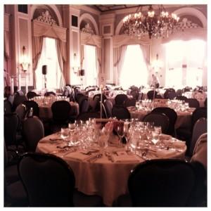 Fairmont Hotel MacDonald Ballroom